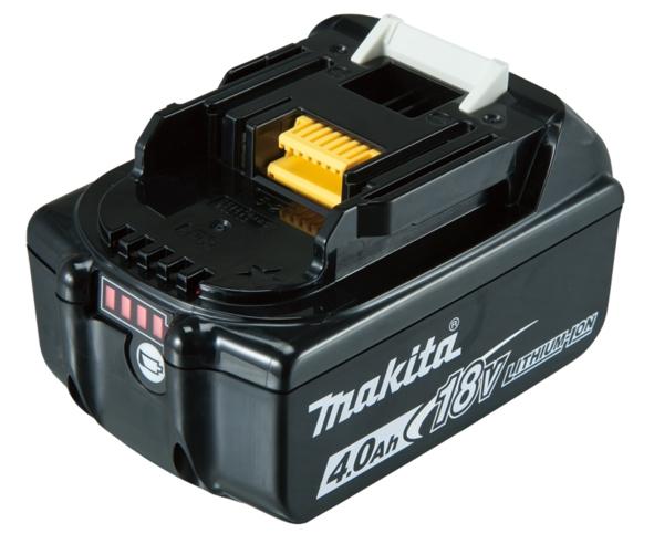 Acumulator Li ion BL1840B cu indicator Makita 632F07 0 18 V 4 Ah