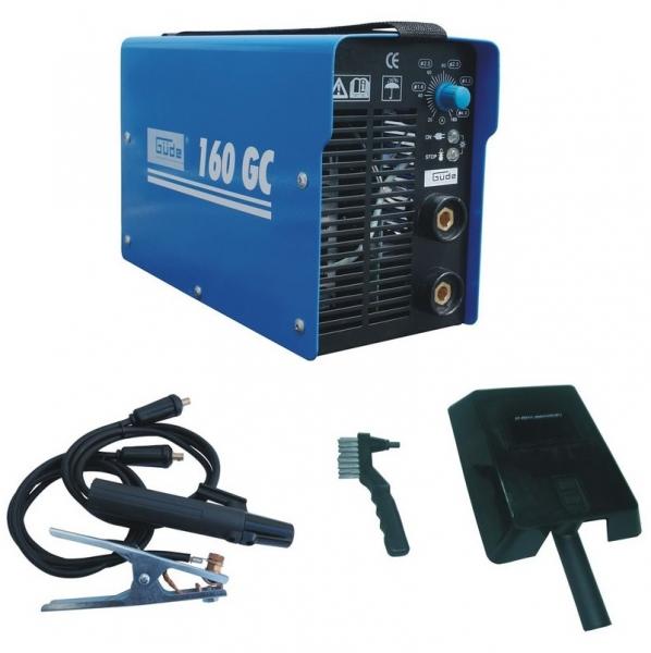 Aparat de sudura tip invertor 160GC Guede GUDE20047 20 160 A 80 V