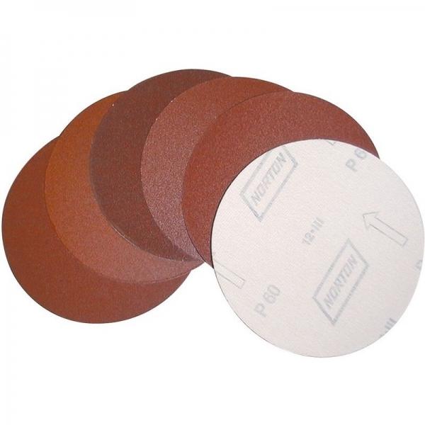 Set discuri abrazive Velcro pentru lemn Guede GUDE22145 K 180 3 bucati