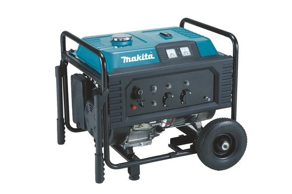 Generator de curent pe benzina Makita EG6050A 6000 W 12 V 8.3 A