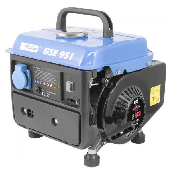 Generator Curent Benzina Gse