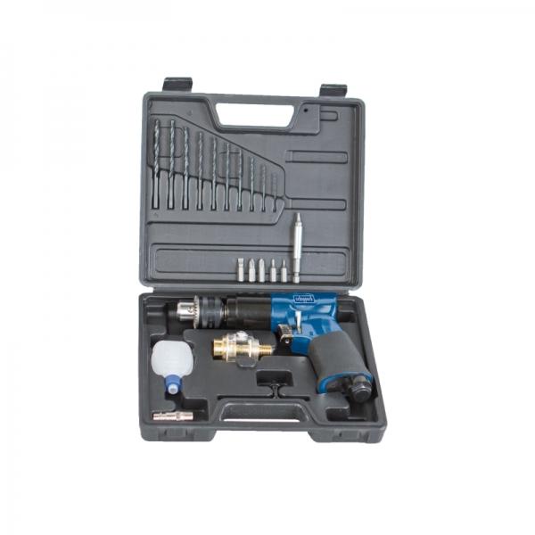 Masina de gaurit pneumatica 6.3 bari Scheppach SCH7906100714 1800 rpm kit