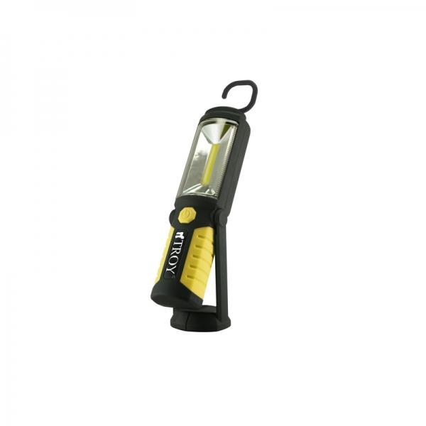 Lampa de lucru cu acumulator reincarcabil Troy T28054 12 220 V