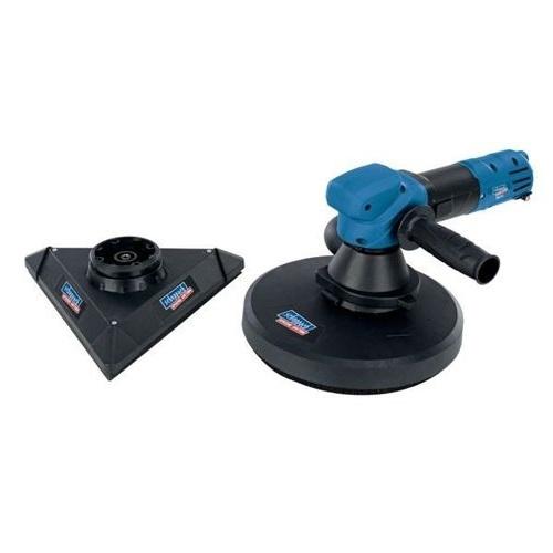 Masina de slefuit pentru gips carton DS210 Scheppach SCH5903803901 750 W 6000 rpm