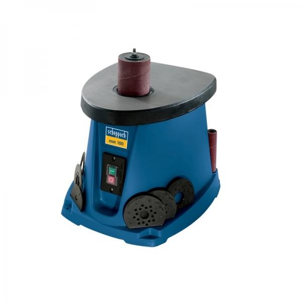 Masina de slefuit cu ax OSM100 Scheppach SCH4903401901 450 W 2000 rpm