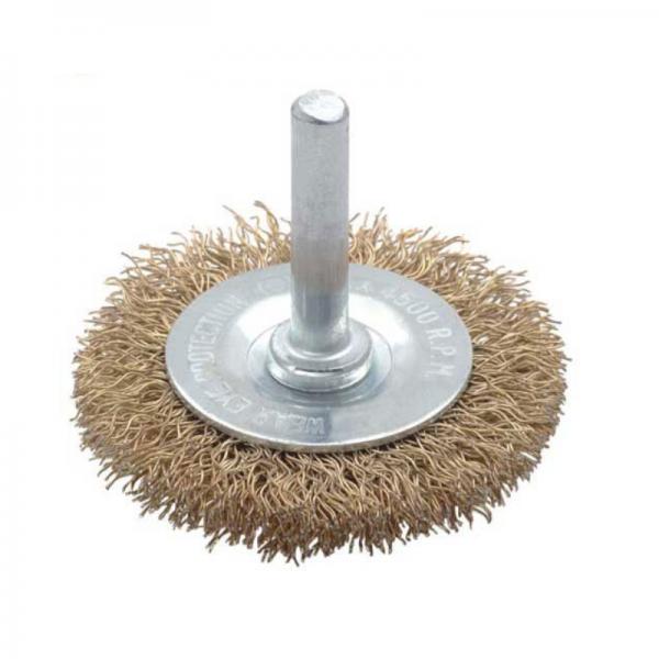 Perie circulara pentru bormasina (O40 mm) TROY