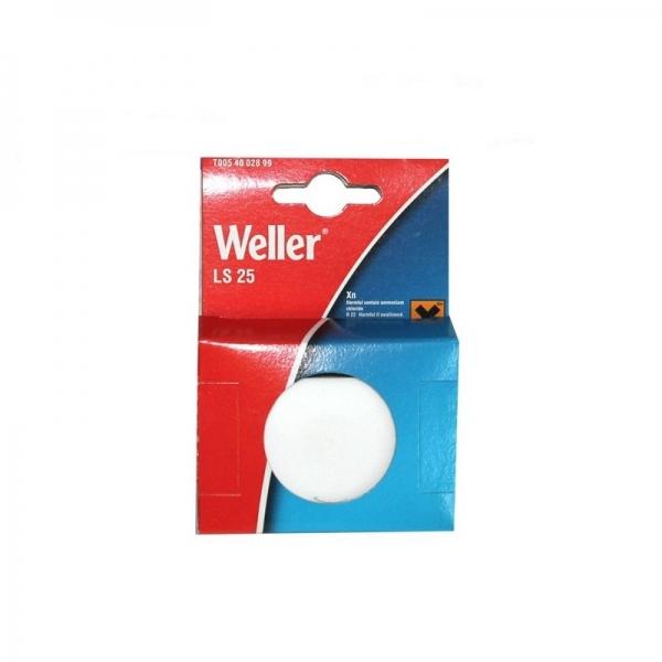 Piatra de curatare pentru varfuri de lipit Weller WELLS25 65x45x20 mm