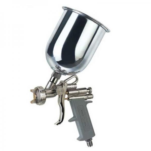 Pistol de vopsit cu aer comprimat 600ml Troy T18670 O1 5mm