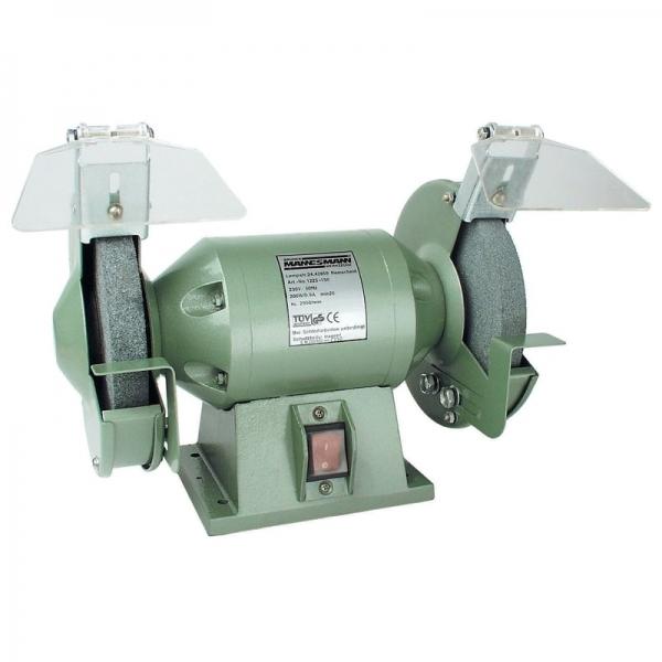 Polizor de banc Mannesmann M1225 150 200 W O150 mm