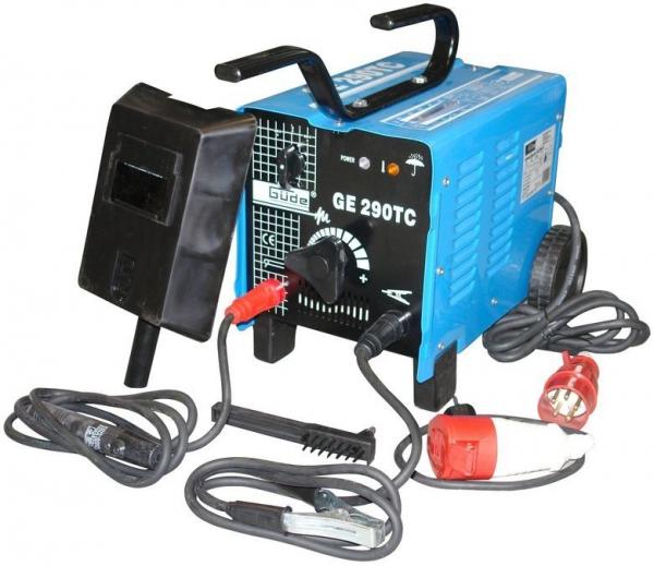 Aparat de sudura GE 290TC Guede GUDE20007 60 200 A 48 V