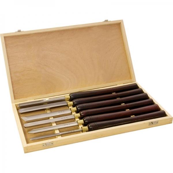 Set de dal i pentru lemn Scheppach SCH88002717 470 mm 6 piese