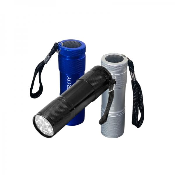 Set mini lanterne din aluminiu Troy T28902 3 piese