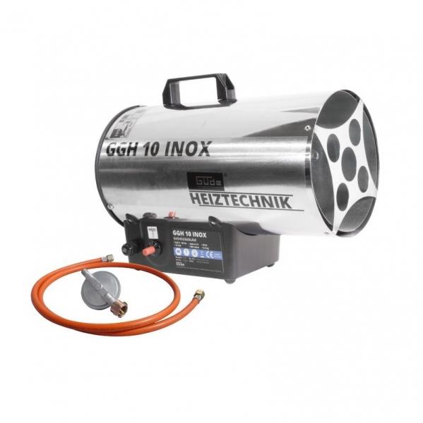 Incalzitor de aer pe gaz(aeroterma) GGH 10 Guede GUDE85005 500 m h