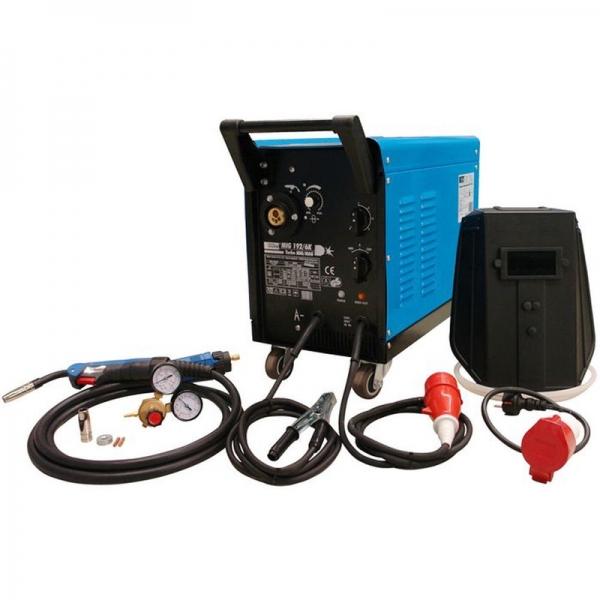 Aparat de sudura cu gaz protector MIG192 6K Guede GUDE20076 25 160 A 40 V