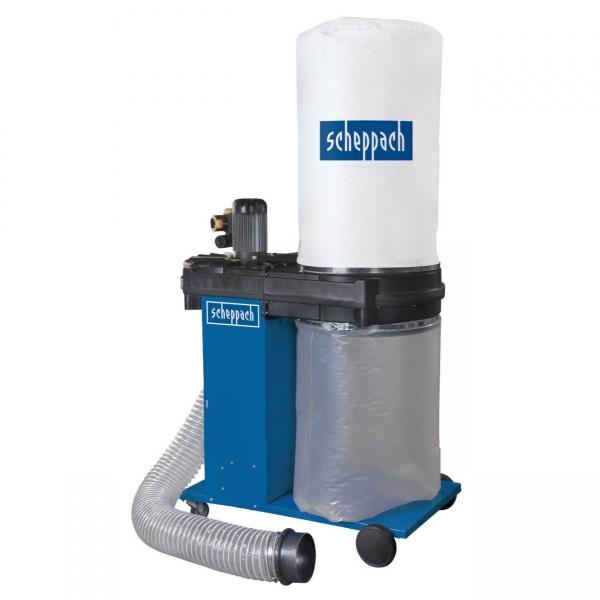 Aspirator rumegus (Exhaustor) HD15 Scheppach SCH5906304901 1100 W 130 L