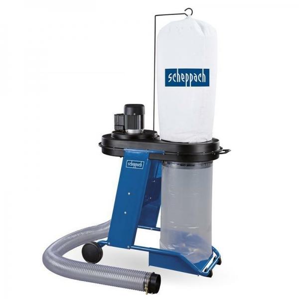 Aspirator rumegus (Exhaustor) HD12 Scheppach SCH3906301915 550 W 75 L