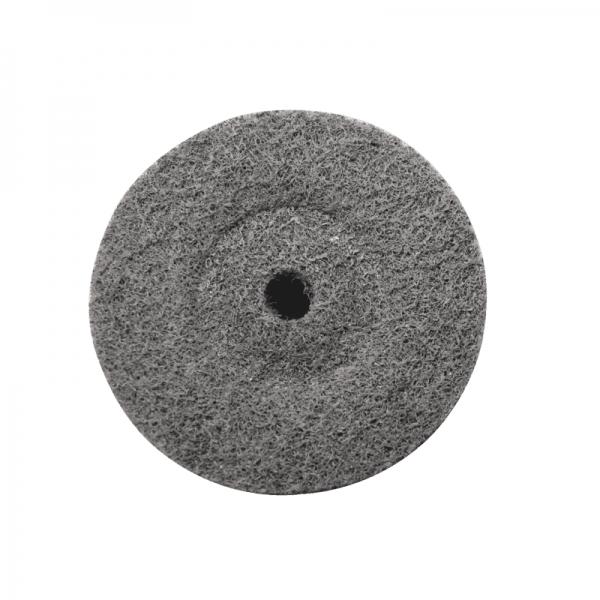 Burete de lustruit pentru polizor HG34 Scheppach SCH7903100702 O75 mm