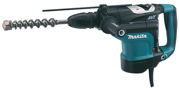 Ciocan rotopercutor Anti Vibratii SDS MAX Makita HR4511C 1350 W 0 280 rpm 12.5 J