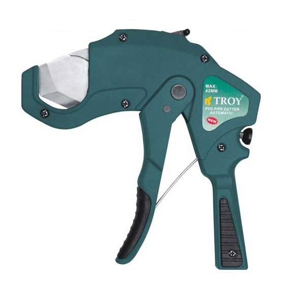 Cleste pentru taiat tevi PVC Troy T27045 O42 mm