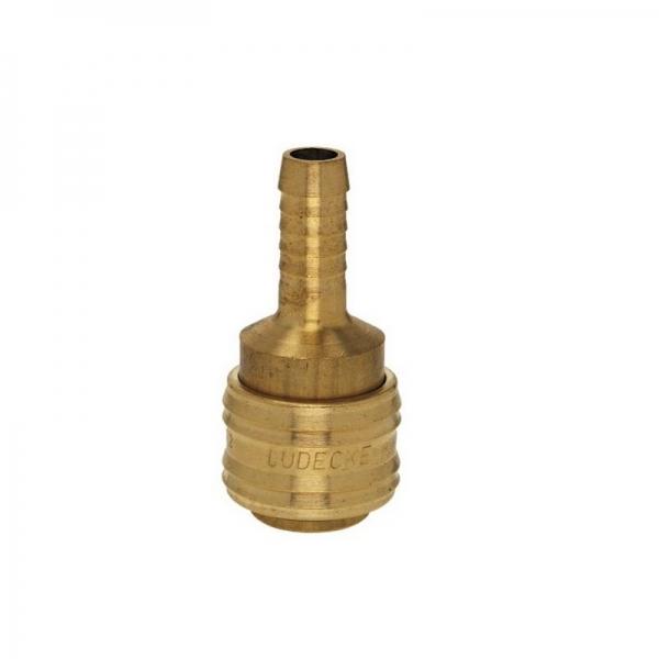 Conector aer comprimat pentru cuplare furtun Ludecke LUDES8T 8mm