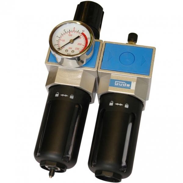 Filtru Regulator Uleitoare 1 2(N)PT Guede GUDE41079 0 10 bari