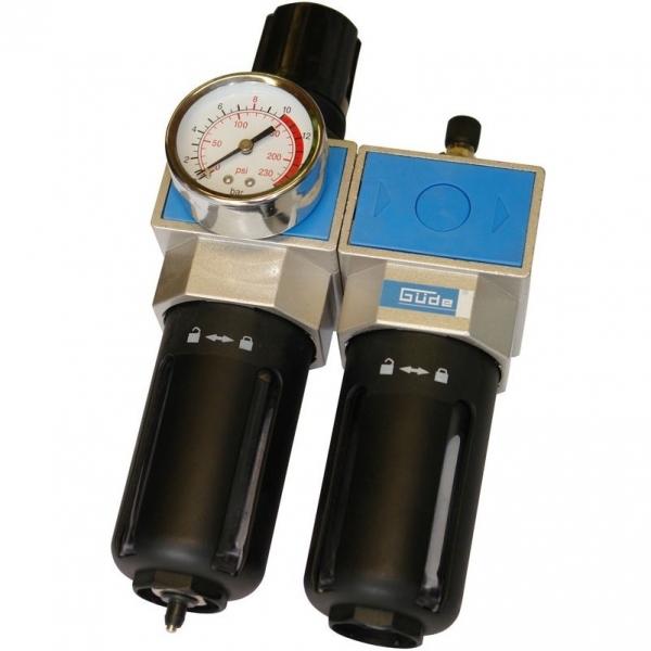 Filtru Regulator Uleitoare 1 4(N)PT Guede GUDE41084 0 10 bari