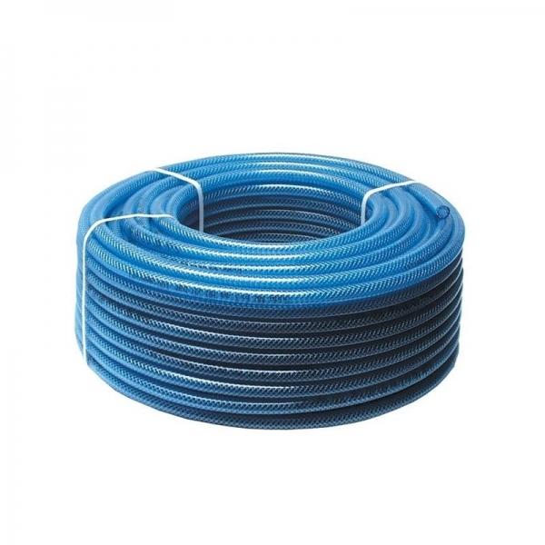 Furtun aer comprimat din PVC cu insertie textila 50 m Guede GUDE02822 13 mm