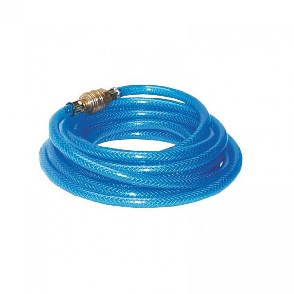 Furtun aer comprimat din PVC cu insertie textila 10 m Guede GUDE41407 13 mm