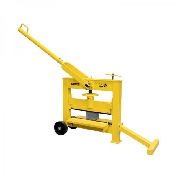 Masina de taiat pavele si caramizi (ghilotina) GSK 140 420 Guede GUDE55381