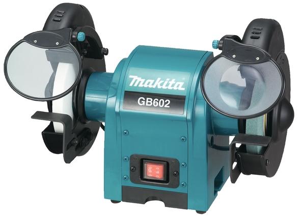 Polizor de banc Makita GB602 250 W O150 mm