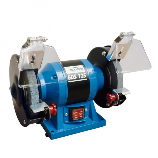 Polizor de banc GDS 125 Guede GUDE55114 150 W O125 mm