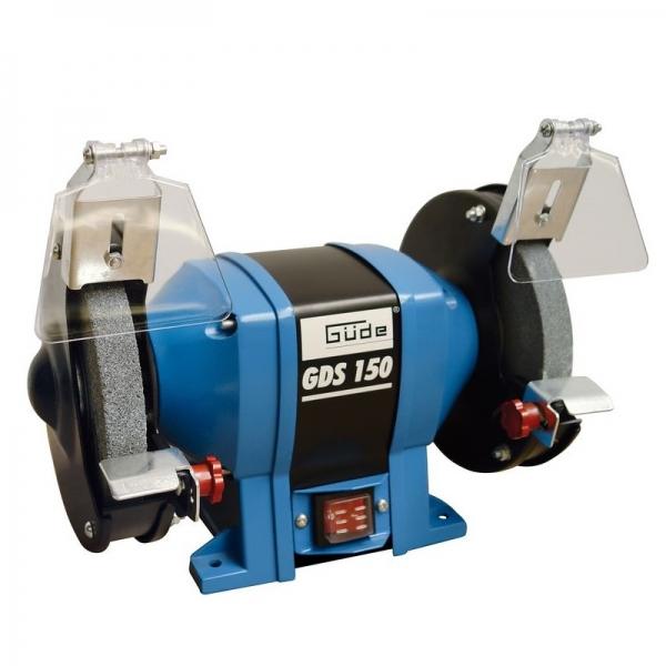Polizor de banc GDS 150 Guede GUDE55119 250 W O150 mm