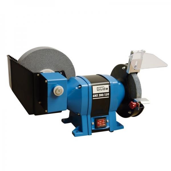 Polizor de banc GNS 200 150 Guede GUDE40350 350 W O150 200 mm
