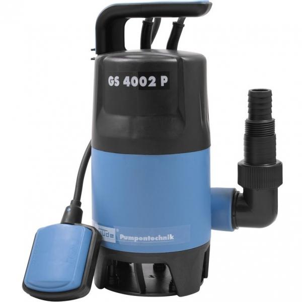 Pompa de apa pentru apa poluata si curata GS 4002 P 400W GUEDE 94630