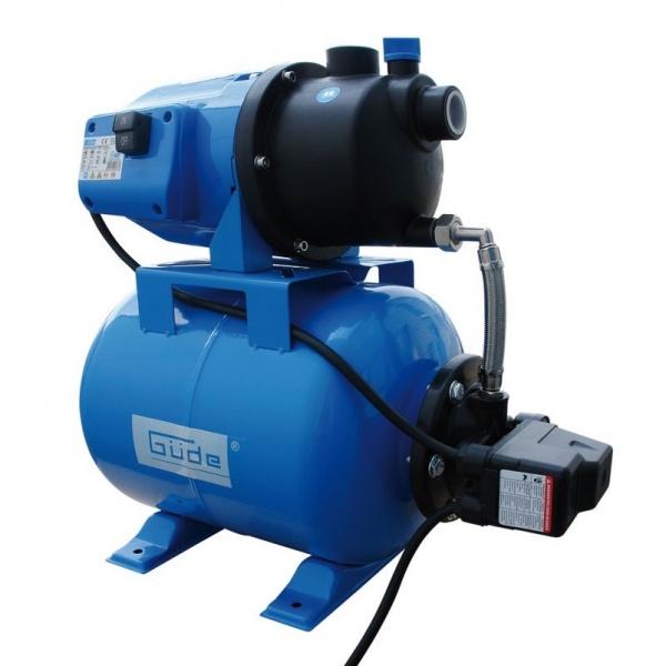Pompa de apa pentru uz casnic 600W 24 L HWW 3100 K GUDE