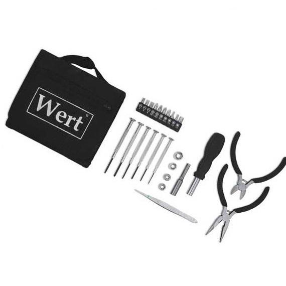 Trusa combinata Wert W2237 25 piese
