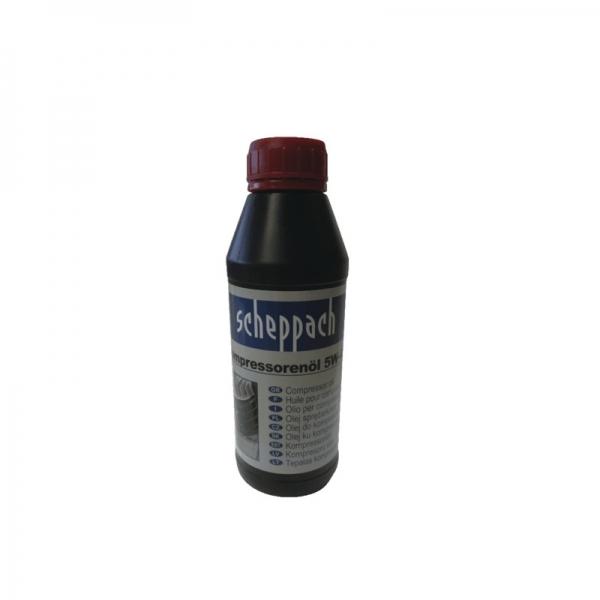 Ulei pentru compresor 5W 40 500 ml Scheppach SCH3906100701