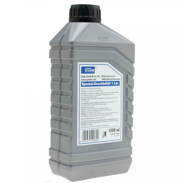 Ulei pentru echipamente pneumatice 1L Guede GUDE4006